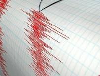 TSUNAMI - Japonya'da 6,3 büyüklüğünde deprem
