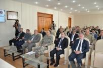 Kars'ta Bağımlılıkla Mücadele Toplantısı Yapıldı