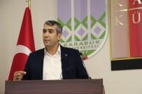 KBÜ'de 'Pozitif Düşünce Ve İletişim' Konulu Konferans
