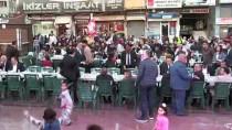 Kilis'te 5 Bin 500 Türk Ve Suriyeli Birlikte İftar Açtı