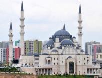 Kuzey Yıldızı Camii ve Külliyesi açıldı
