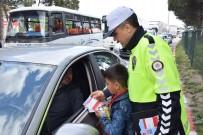 Lapseki'de Trafik Haftası Kapanış Programı Düzenlendi