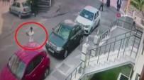 SİLAHLI ÇATIŞMA - Maltepe'de Güpegündüz Silahlı Çatışma Kamerada