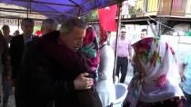 SÖZLEŞMELİ ER - Milli Savunma Bakanı Akar Hatay'da