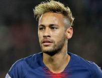 KUPA TÖRENİ - Neymar'a 3 maç ceza