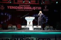 Ömer Döngeloğlu, 'Ramazanları Bir Karnaval Gibi Değil Tövbe Ederek Geçirmeliyiz'