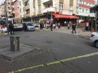SİLAHLI ÇATIŞMA - (Özel) Maltepe'de Güpegündüz Silahlı Çatışma Kamerada