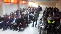 SERVİS ŞOFÖRÜ - Polis Ve Jandarmadan Şoförlere Ortak Eğitim