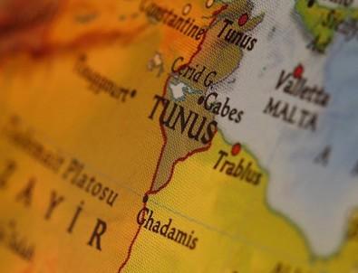 Tunus'ta göçmen faciası