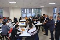Yenişehir Belediye Başkanı Davut Aydın İftarını Öğrencilerle Açtı