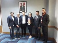 ÇUKUROVA ÜNIVERSITESI - Ahmet Cevdet Paşa Farazi Dava Ve Duruşma Yarışmasında Hukuk Fakültesi Öğrencilerinden İkincilik
