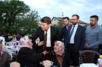 Aksaray Belediyesinin İlk İftarında 2 Bin Kişi Bir Araya Geldi