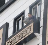MAHSUR KALDI - Antalya'da 3 Yıldızlı Otelde Korkutan Yangın