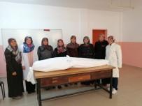 Aslanapa'da ''Cenaze Hizmetleri'' Kursu