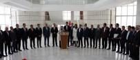 Murat Kurum - Bakan Murat Kurum Belediye Başkanlarıyla Bir Araya Geldi