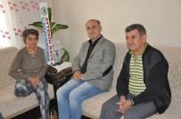 Başkan Kaya, Anneler Günü'nde Engelli Anneleri Ziyaret Etti