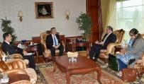 YOGA - Başkan Yavaş'a Büyükelçilerden Hayırlı Olsun Ziyaretleri