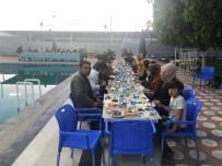 Bismil Devlet Hastanesi Personeli İftarda Bir Araya Geldi