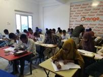 MUSTAFA YıLMAZ - Düzce Üniversitesi Somali'de Sınav Yaptı