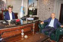 YAĞ FABRİKASI - Elvan'dan Yeni Başkanlara 'Hayırlı Olsun' Ziyareti