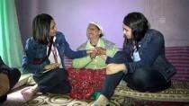 Evine Hırsız Giren Görme Engelli Kadına Üniversitelilerden Yardım