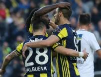MATHIEU VALBUENA - Fenerbahçe alt sıralardan uzaklaştı!