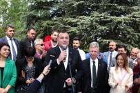 MİMARLAR ODASI - İlhan Koman Heykeli Yeniden Seğmenler'de