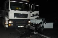 İZMIR ADLI TıP KURUMU - İzmir Çevre Yolunda Trafik Kazası Açıklaması 1 Ölü