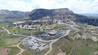 Kapadokya Alan Başkanlığına Bölge Belediye Başkanlarından Destek