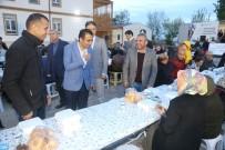 Karamanlılar Belediyenin İftar Sofrasında Buluştu