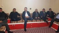 ARIF TEKE - Kaymakam Arcaklıoğlu Ve Başkan Teke Her Gün Bir Köyü Ziyaret Ediyor
