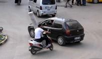 Kilis'te Motosikletler Yük Taşımak İçin Kullanılıyor