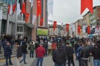 KOCAELISPOR - Kocaelispor Maçının Heyecanı İzmit'te Yaşandı