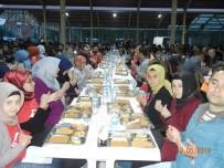 İFTAR ÇADIRI - Maden Emeklileri Korosu Ve Hilal İlahi Grubu İftar Çadırında Program Yaptı