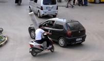 Motosikleti Yük Taşımak İçin Kullanıyorlar