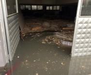 YAĞAN - (Özel) Dükkanını 2 Metre Su Basan İş Yeri Sahibi Gözyaşlarına Hâkim Olamadı