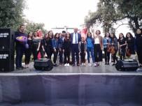 MÜZİK ÖĞRETMENİ - Söke'de Gençlik Orkestrası Konseri Beğeni Topladı