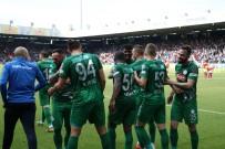 RIZESPOR - Spor Toto Süper Lig Açıklaması Çaykur Rizespor Açıklaması 1 - Galatasaray Açıklaması 1 (İlk Yarı)