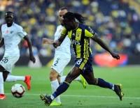 MEHMET TOPAL - Spor Toto Süper Lig Açıklaması Fenerbahçe Açıklaması 2 - Akhisarspor Açıklaması 1 (İlk Yarı)