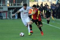 ALI PALABıYıK - Spor Toto Süper Lig Açıklaması Göztepe Açıklaması 1 - Demir Grup Sivasspor Açıklaması 2 (İlk Yarı)