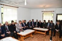 Vali Gürel, Başköy Köyünde Vatandaşların Sorunlarını Dinledi