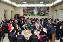 Vali Gürel, Şehit Ve Gazi Aileleri İle İftarda Bir Araya Geldi