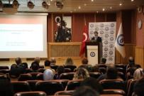 YÖK Yürütme Kurulu Üyesi Prof. Dr. Metin Topçuoğlu Bartın Üniversitesi'ndeydi