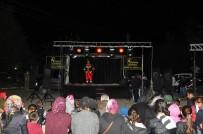 Akşehir'de Ramazan Eğlence Programına Yoğun İlgi
