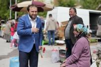 Akseki Belediye Başkanı Özkan, Annelere Karanfil Dağıttı