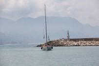 Barış İçin Yelken Açan Kadınlar, Kastamonu'ya Ulaştı
