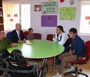 Başkan Altun, Engelli Vatandaşlarla Buluştu