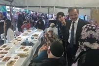 İFTAR ÇADIRI - Başkan Kılınç Orucunu Vatandaşlarla Birlikte Açtı