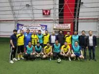 BİLİM ADAMI - Bitlis'te 'Fuat Sezgin Futbol Turnuvası' Düzenlendi