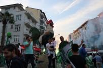 Denizli'de Süper Lig Sevinci